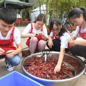 华蓥市小龙虾